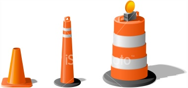 Istockphoto_3795373-construction-barrel-and-traffic-cones_medium