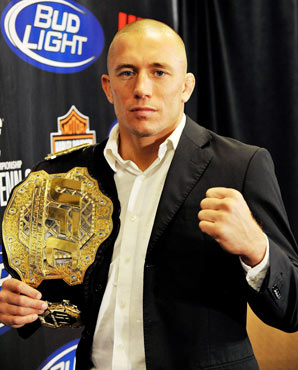 Seperated at Birth, MMA Lookalikes... Georges-st-pierre