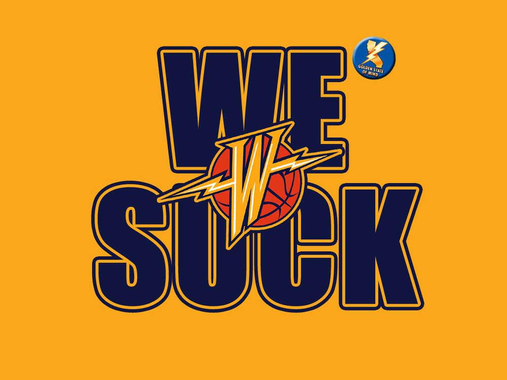 Warriors Suck 121