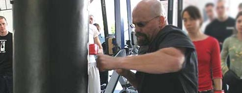 John Hackleman cuck liddell trainer