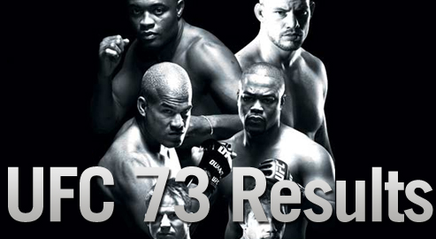 UFC 73 Results