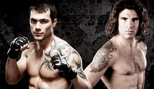ufc ultimate fighter 6 final roger huerta vs clay guida