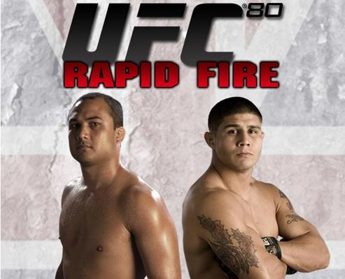 ufc 80 fight card