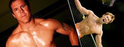 Evan Tanner vs Yushin Okami ufc 82