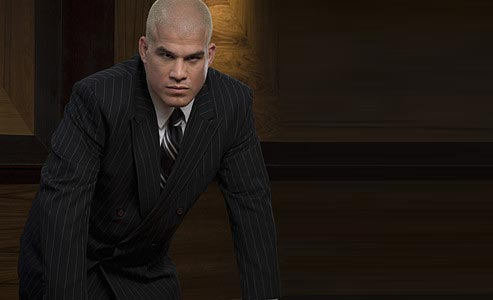 Tito Ortiz the apprentice
