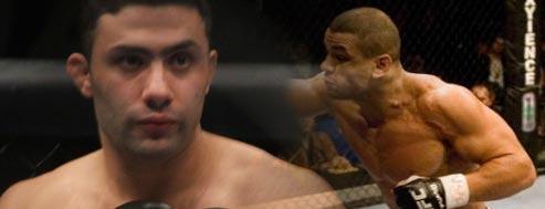 UFC 84 karo parisyan vs thiago alves