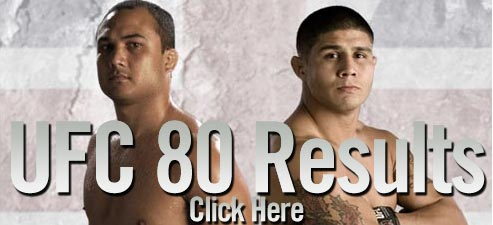 ufc 80 results