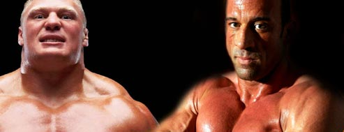 Brock Lesnar Mark Coleman