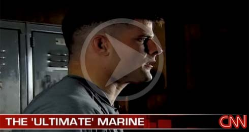 the ultimate marine CNN UFC video