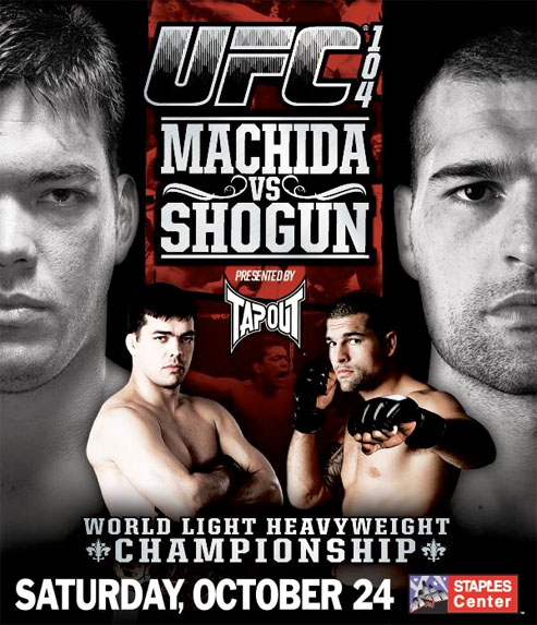 UFC 104 fight card and rumors ...