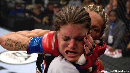 strikeforce womens middleweight champ cris cyborg in