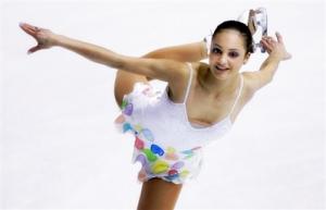 Sarah Meier, Worlds SP 2008