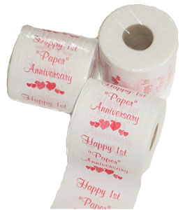 Our paper anniversary!
