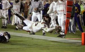 APTOPIX Virginia Tech ECarolina Football
