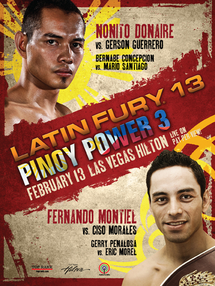 Boxing Posters  Bad Left Hook