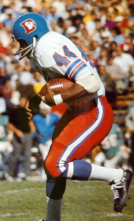 Floyd Little Pro Football Hall Of Fame Class Of 2010