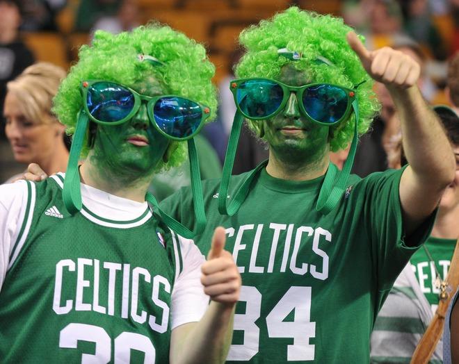 2010 NBA Finals Game 6: Boston Celtics @ LA Lakers -- Showdown in Tinseltown - Golden State Of Mind