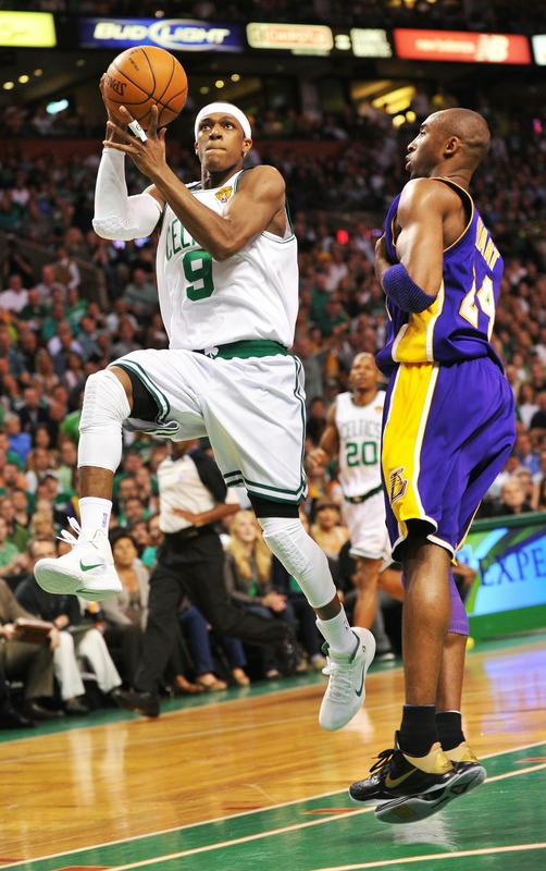 2010 NBA Finals Game 6: Boston Celtics @ LA Lakers -- Showdown in Tinseltown - Golden State Of Mind