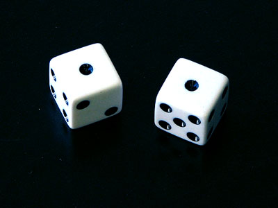 odds of throwing a 7 in craps what is snake eyes