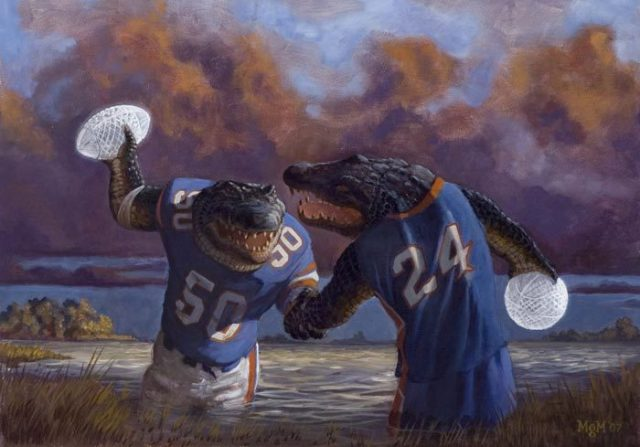 Big Tentacles: A ton of cornerbacks, injuries, and...alligators?