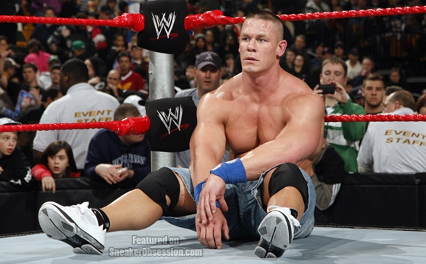 John Cena sera absent de 4 à 6 semaines dans actualités sport john-cena-air-jordan-2009