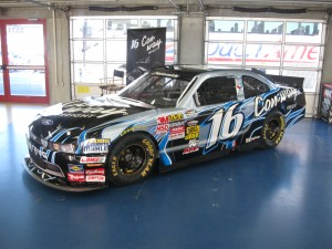Colin Braun's No. 16 Ford