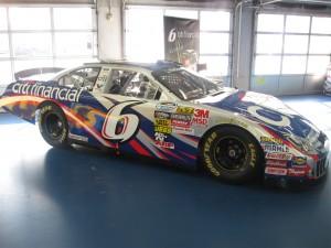 Ricky Stenhouse Jr.'s No. 6 Ford