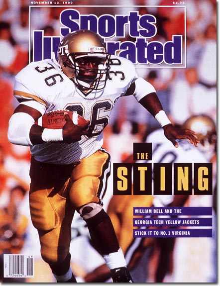 Sports Illustrated Cover: November 12, 1990
