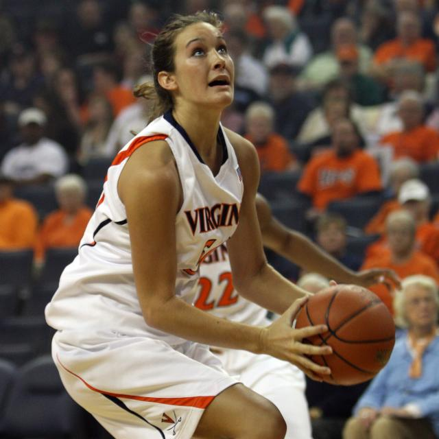 Chelsea Shine, courtesy UVa Media Relations