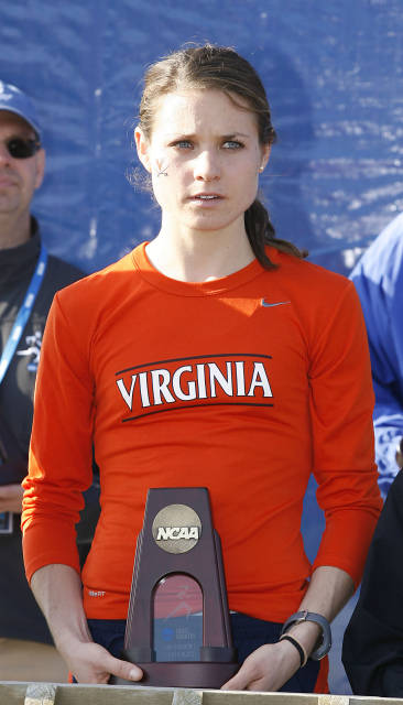 Catherine White, courtesy UVa Media Relations