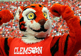 THE CLEMSON MASCOT IS DOING PRETTY WELL TODAY - Every Day ...