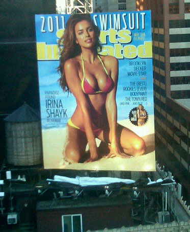 The all-important 2011 Sports Illustrated Swimsuit cover model was announced ...