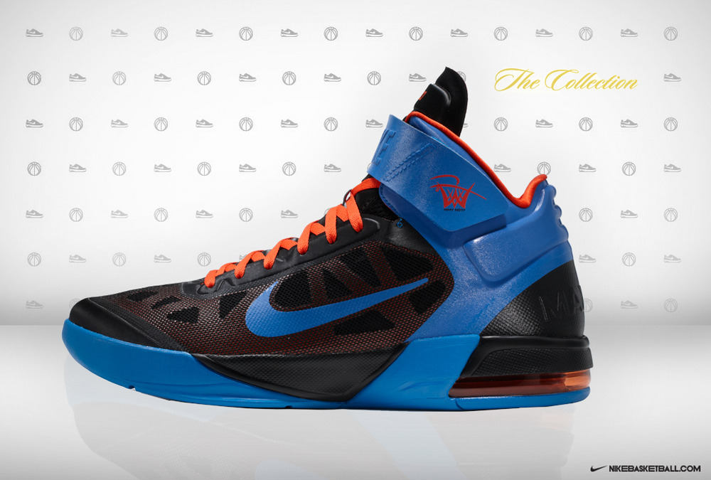 Russell Westbrook Shoes Black