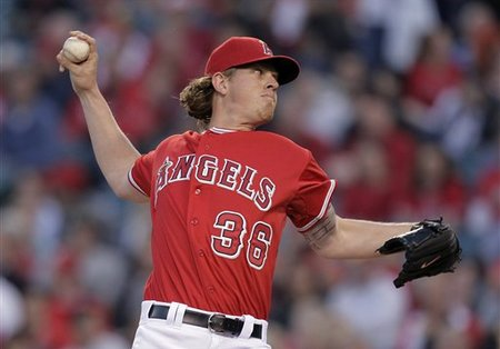 jered weaver girlfriend. Jered Weaver, uh, loomed large
