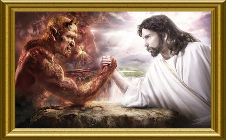 Devil_vs_yahweh_by_ongchewpeng2_medium