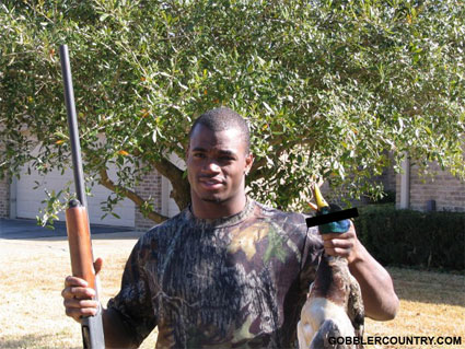Adrian Peterson Is Your No 1 Overall Pick In Fantasy Duck Hunt