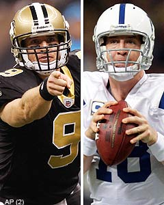 Brees Manning