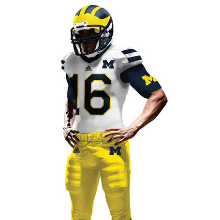 Michigan Sugar Bowl jersey