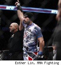 Igor Pokrajac Knocks Out Krzysztof Soszynski at UFC 140.