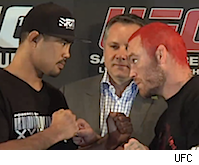 Mark Munoz, Chris Leben