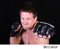 Bellator featherweight champion Joe Warren