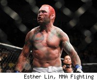 Chris Leben vs. Mark Munoz headlines UFC 138 fight card.