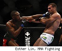 Jon Jones will try to retain his UFC light heavyweight title against Rampage Jackson at UFC 135.