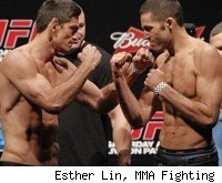 Paulo Thiago vs. David Mitchell at UFC 134.
