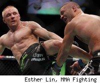 Dennis Siver beats Matt Wiman at UFC 132.