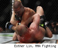 Dennis Siver beats Matt Wiman at UFC 132.