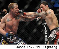 Gray Maynard and Frankie Edgar