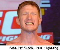 Ed Herman knocks out Tim Credeur at TUF 13 Finale.