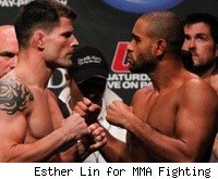 Brian Stann faces Jorge Masvidal at UFC 130.