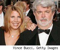 George Lucas Daughter Mma